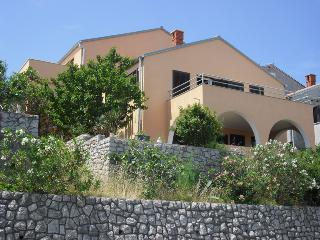 Sea View Apartment with Terrace on Lošinj Island, Mali Losinj