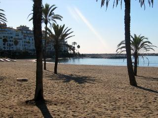RIGHT IN PUERTO BANUS! EXOTIC LUXE 2bed2bath APT