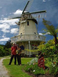van den Bemd windmill at Millhaven.