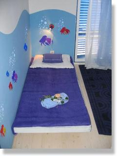 'big aquarium' children's room
