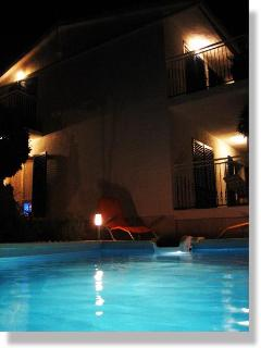 underwater pool lights