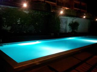 Garda Lake, Residencial flat with swimming pools