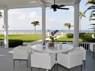 Lahser House, Spectacular historic waterfront home, Bokeelia