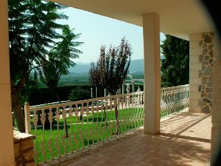 Mediterranean villa, Beniarjo