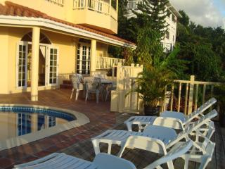 EXQUISITE MANGO TREE VILLA FOR FAMILIES AND FRIEND, Gros Islet