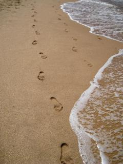 Only foot steps to Seminyak beach