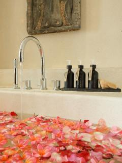 Aromatherapy Spa products are included in your stay
