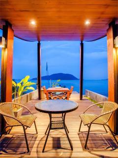 Sala Overlooking Chalong Bay