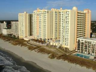 Wyndham Ocean Boulevard - 2BR - Beachside Paradise, North Myrtle Beach
