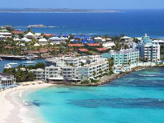 St Maarten Oceanview Studio at Oyster Bay Beach Resort - Sleeps 2, Oyster Pond