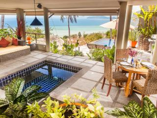 Romantic & Heavenly One Bed, Ocean View Villa, Koh Samui