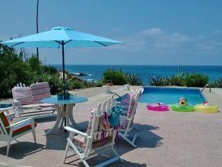 The Ocean Hideaway ~a casual beachfront B&B/Hostal, Anconcito