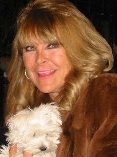 Nancy, Owner/Hostess& Zena