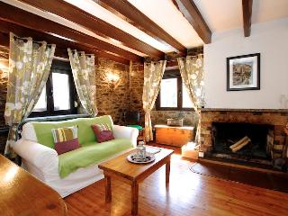 Cosy 1 bedroom apartment with fireplace, Arans