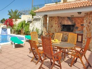 casa suerte 8 persons and private solar heatet pool, Icod de los Vinos