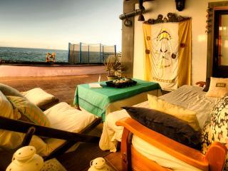 Casa Océano 1, apartamento frente al mar, Costa Teguise