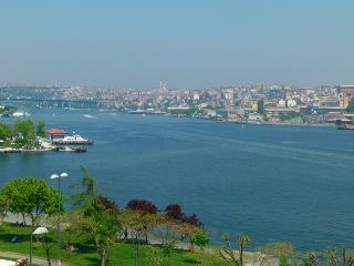 SULTAN SUITS GOLDEN HORN 4, Newly Renovated Exclusive Ottoman Style Apartments with Hamam!