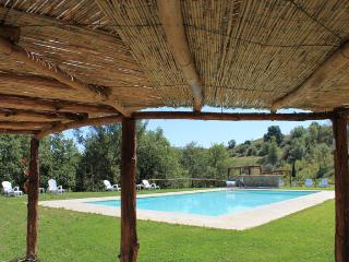 ARANCIONE APARTMENT garden /panoramic gazebo/ pool, Pergine Valdarno