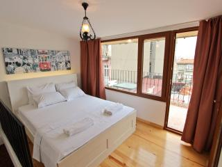 Lovely Dublex Flat with Terrace in Taksim-Beyoglu, Istambul