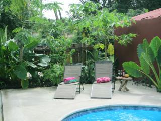 Oceanside Villa: 2 bdrmhome, outdoor ktchn, privat