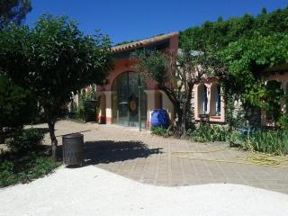 Patio Villa in Dieulefit (Drome Provencale)