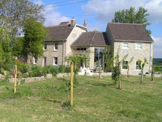 Large rural family house - own tennis court & views, Langport