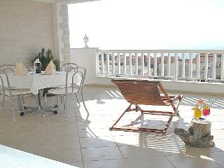 Villa bonaca - apartment with terrace, sea view, Baska Voda