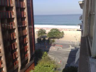 ocean view quadruple room in copacabana beach