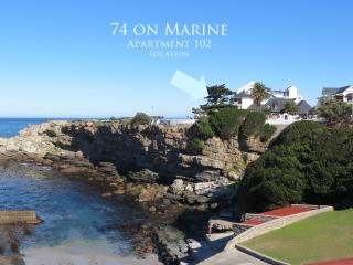 74 on Marine - Apartment 102, Hermanus