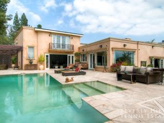 Beverly Hills Estate with Tennis Court, Pool, Hot Tub, Home Theater, Game Room