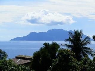 The View from Lemongrass Villa