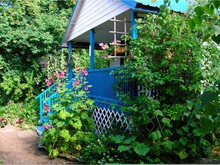 The Adorable Hollyhock Guesthouse - European Charm, Romantic Get Away, Sanctuary