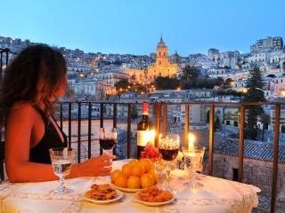 Aperitive with view