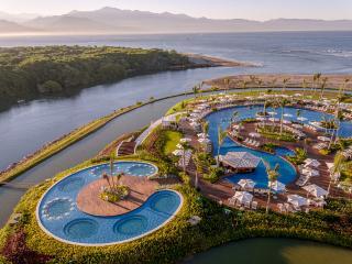 GOLF FREE Nuevo Vallarta or Riviera Maya Mexico
