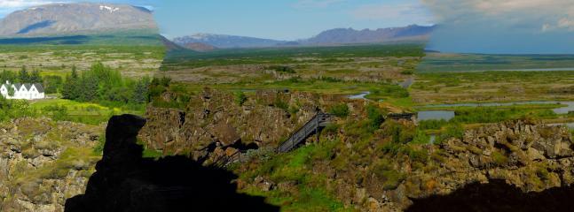 Þingvellir..National park