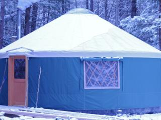 Fisher Ridge Yurt, Durham