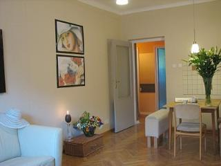 For 4 in a green neighbourhood in heart of Warsaw
