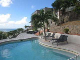 En'Sea:Oceanviews of Great Bay and short walk to beach | Island Properties, St. Maarten