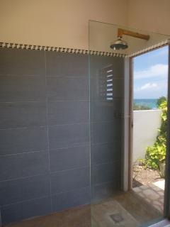 Indoor shower #1