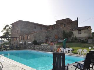 Villa with pool in Chianti Valdelsa, Radicondoli
