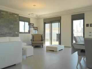 Luxury Sea View Apartment Tel-Aviv Up to 10 Pers, Tel Aviv