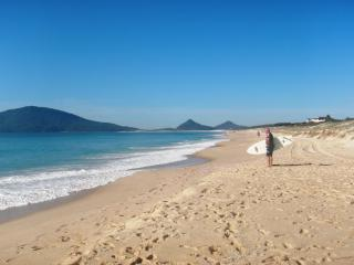 Beach Escape at Bennetts Beach, Hawks Nest, Shoal Bay