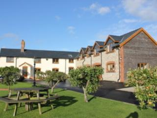 Long Mountain Five Star Bed & Breakfast, Welshpool