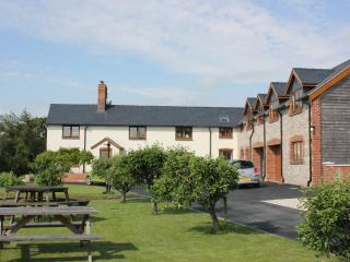 Long Mountain Bed and Breakfast, Welshpool, Powys