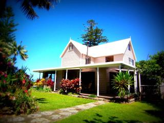 Norfolk Island House in Town with Ocean Views!