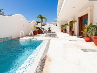 2BR, Pool, Terrace with Bar ! UNIT CRISTINA D4, Playa del Carmen