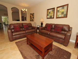 Just 1 mile from Disney beautiful 3bd condo