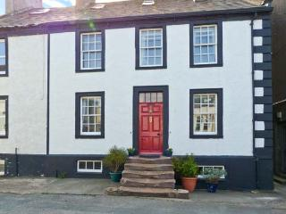 WOODLANDS, character features, open fire, pets welcome, games rooms, in Allonby