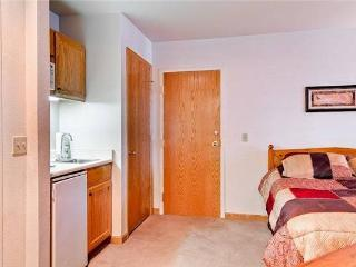 Appealing Breckenridge Studio Ski-in - E108B