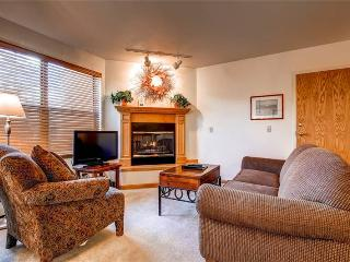 Affordable Breckenridge 1 Bedroom Ski-in - E118F